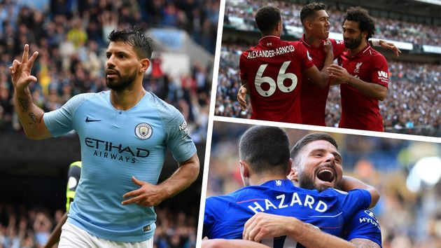 Three-horse Premier League title race: Between Man City, Liverpool and Chelsea