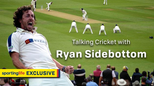 Ryan Sidebottom gives his latest cricketing thoughts exclusively to Sporting Life