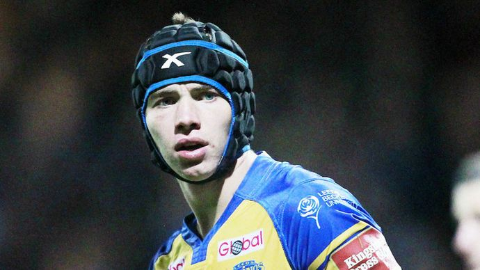 Jack Walker has pledged his future to Leeds