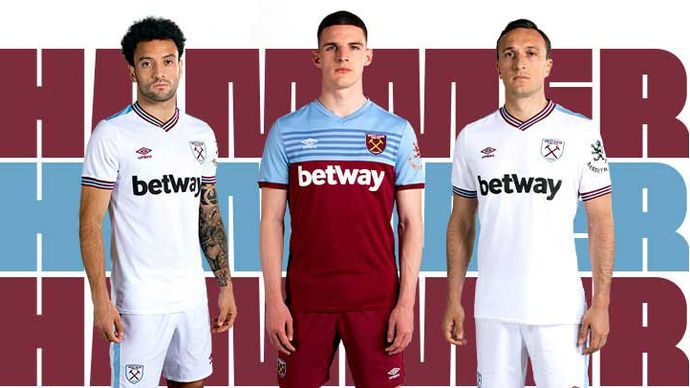 official photos 608b5 dd28f Premier League away kits 2019/20: Ranked from worst to best ...