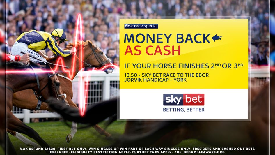 Check out Sky Bet's big York offer