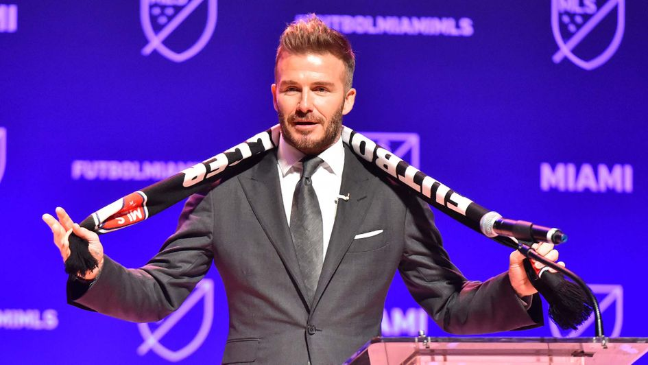 edacfc7990e ... Club Internacional de Futbol Miami. Football. David Beckham set to  launch his MLS side in Miami