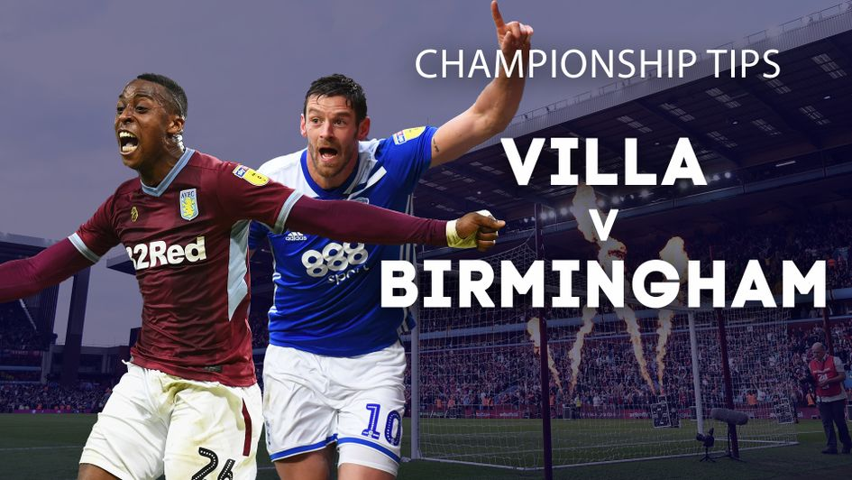 Our best bets for Aston Villa v Birmingham