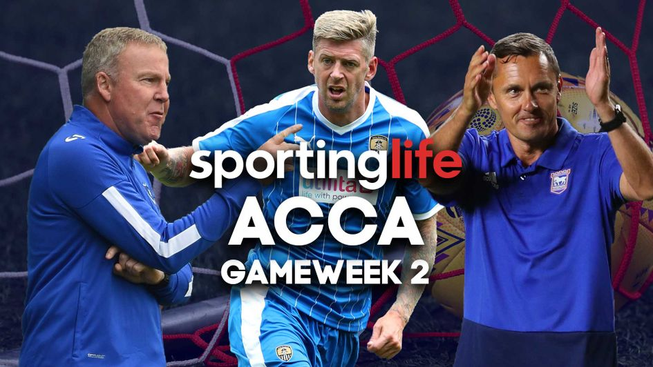 This weekend's Sporting Life Accumulator is live!