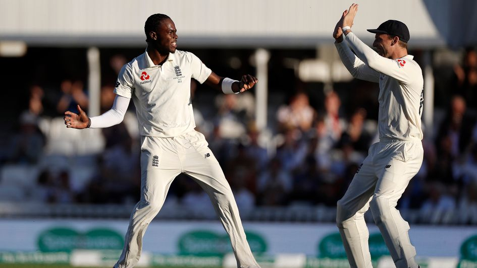 Joffra Archer - found form against New Zealand A