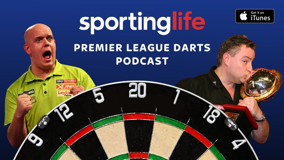 Listen to the wisdom of John Part with our darts expert Chris Hammer and host Dom