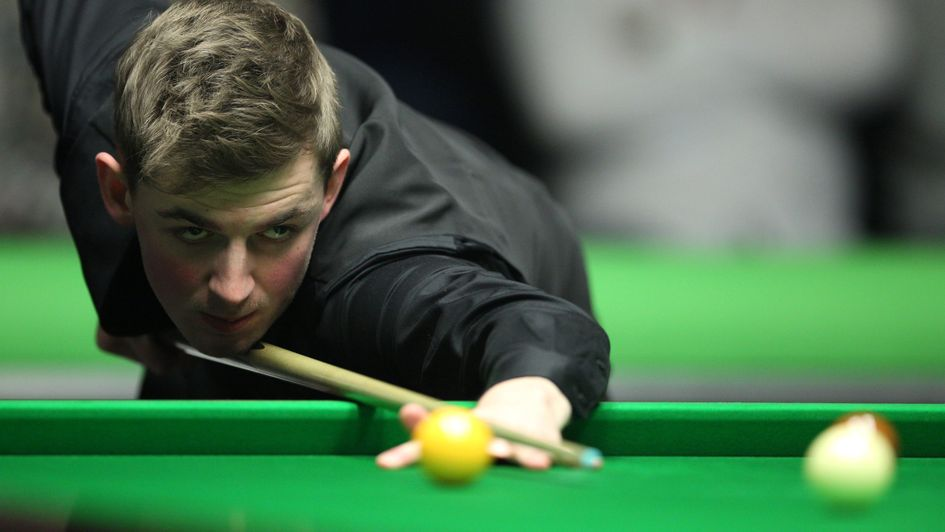 James Cahill qualifies for the World Snooker Championships in ...