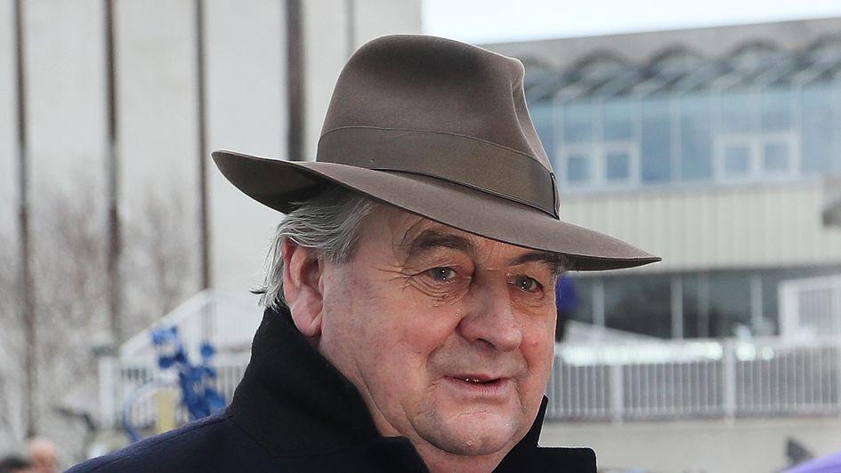 Trainer Noel Meade