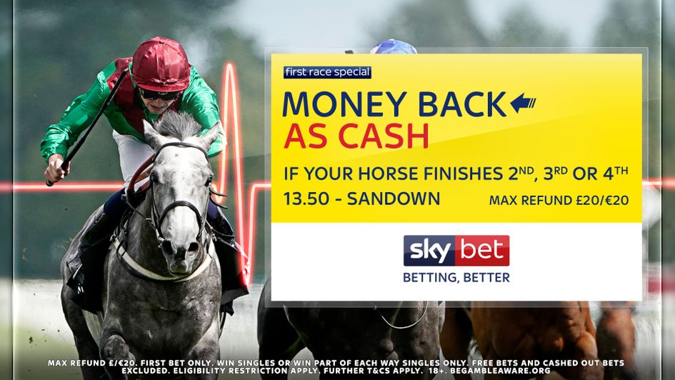 Check out Sky Bet's latest big Saturday offer