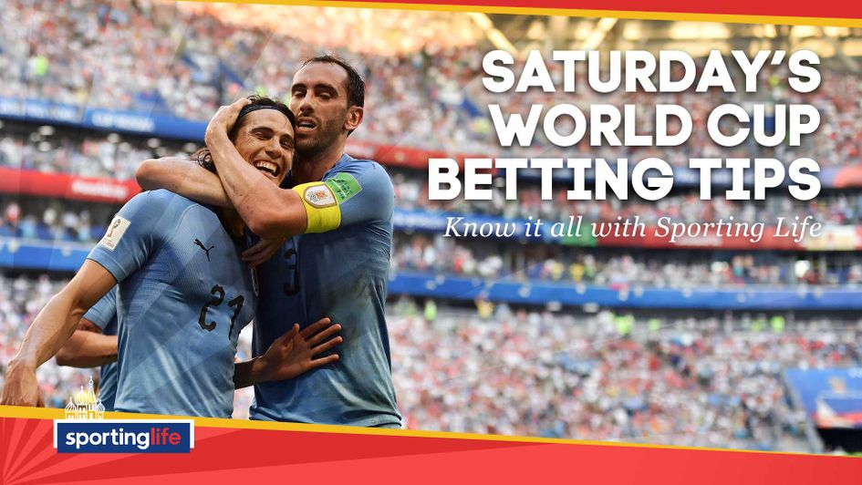 Check out our tips for today's World Cup action