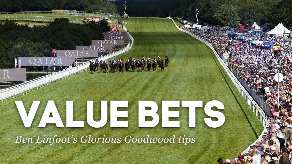 Check out Ben Linfoot's tips for today's action at Glorious Goodwood
