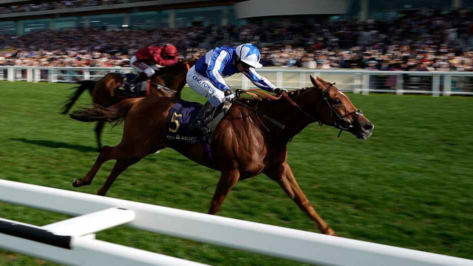 Cleonte wins at Royal Ascot