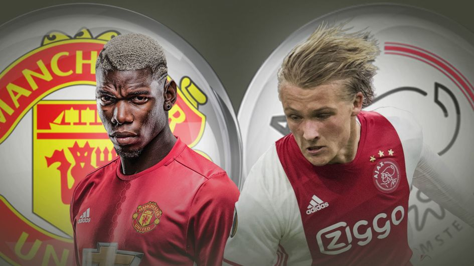 Ajax v Manchester United: Europa League final odds