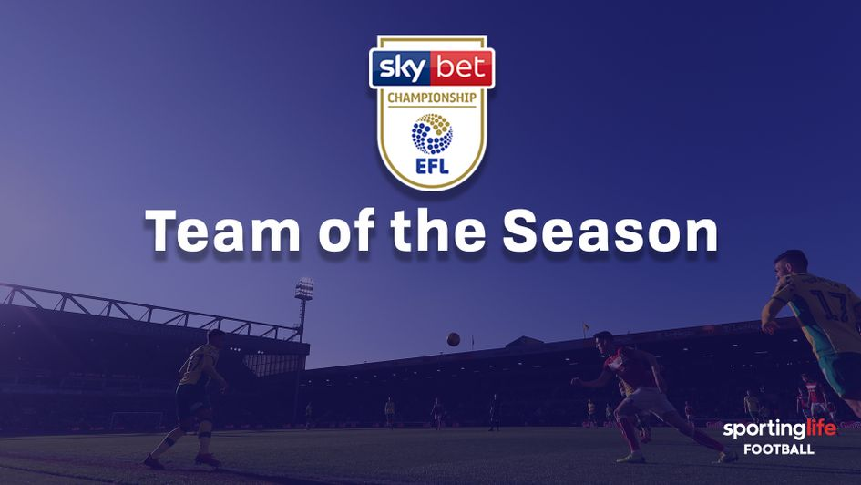 Sporting Life's Sky Bet Championship team of the 2018/19