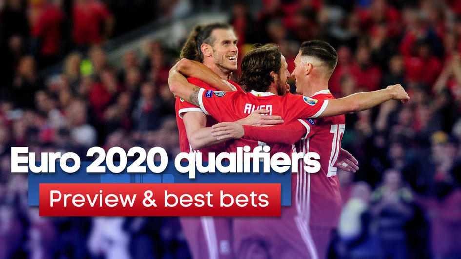 Check out our Euro 2020 qualifying preview with our best bets
