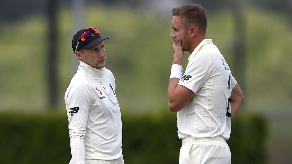 Joe Root and Stuart Broad are left with much to ponder