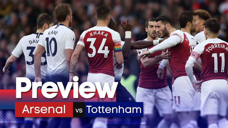 Our preview and best bets for Arsenal v Tottenham in the north London derby