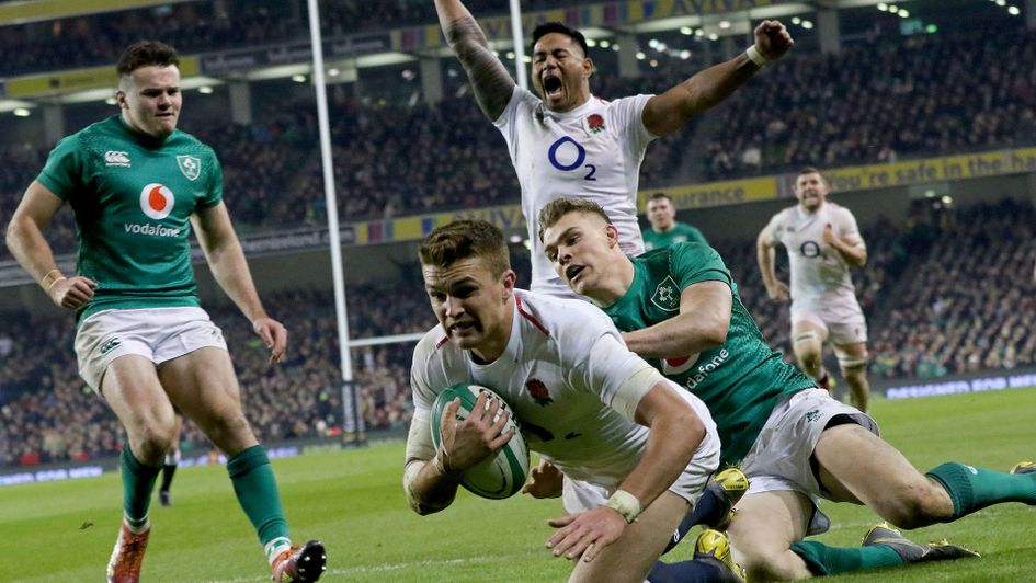 Henry Slade's two tries against Ireland showed the importance of creativity not just brawn for England