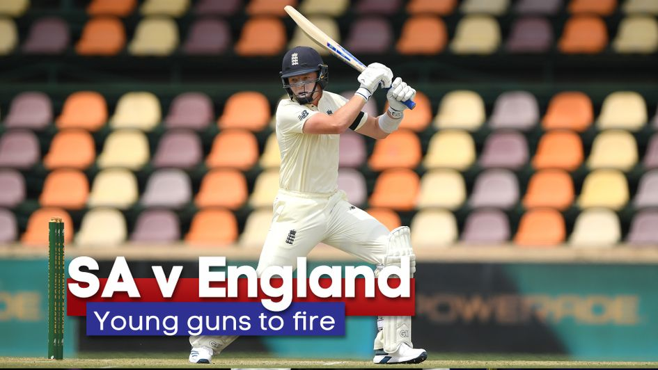 Can Ollie Pope lead the way for England?