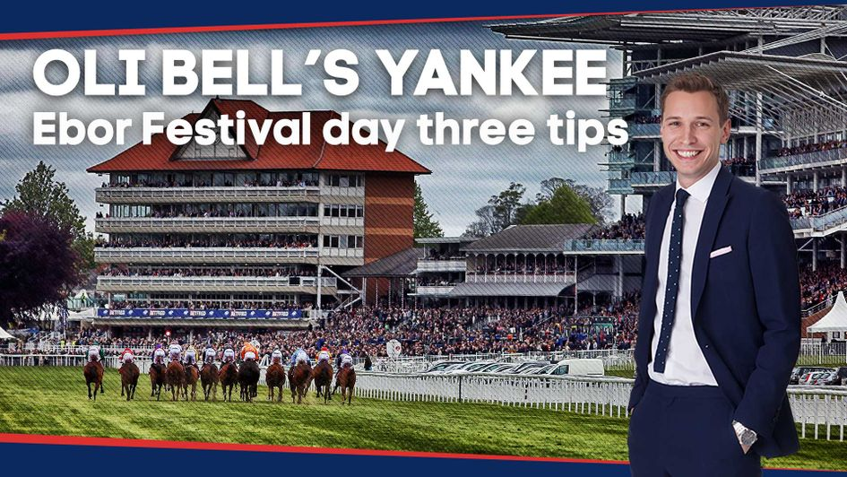 Oli Bell's York Yankee: Battaash the banker - Horse Racing