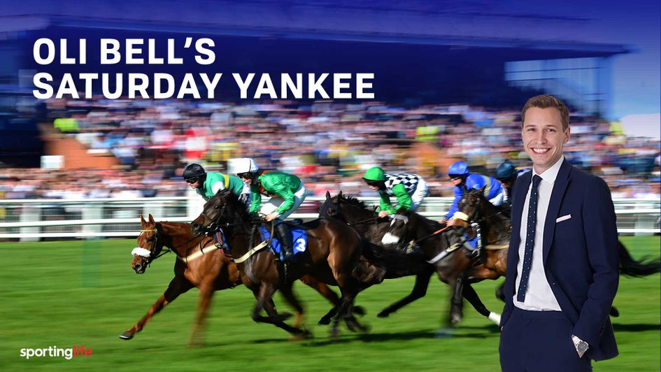 Check out Oli Bell's Yankee for Saturday