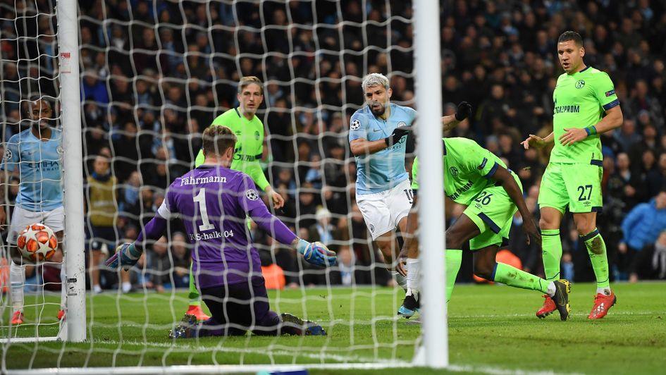 Manchester City 7-0 Schalke Match Highlight | FeetBall HL