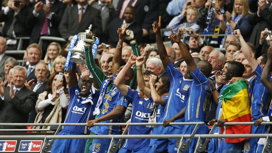 2008: Cardiff 0 Portsmouth 1