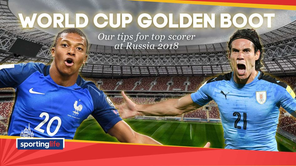 We assess the Golden Boot market ahead of the 2018 World Cup
