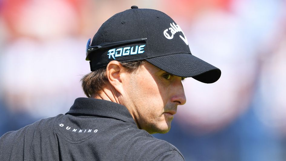 Kevin Kisner opened up with a five-under 66