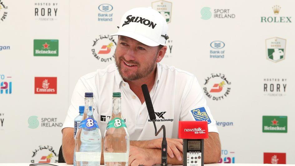 Graeme McDowell - confident of overcoming clubs mishap