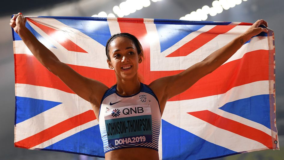 Katarina Johnson-Thompson: World heptathlon champion