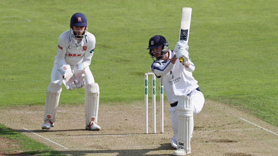 James Vince in action for Hampshire