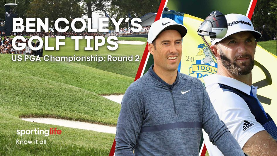 Check out Ben Coley's review of round one and his tips for day two