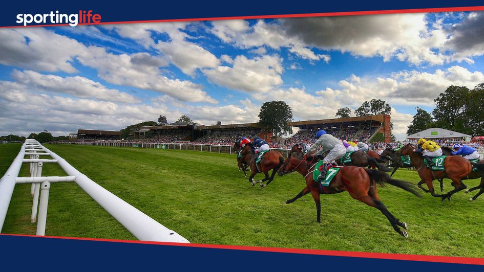 It's the July Festival at Newmarket this week...
