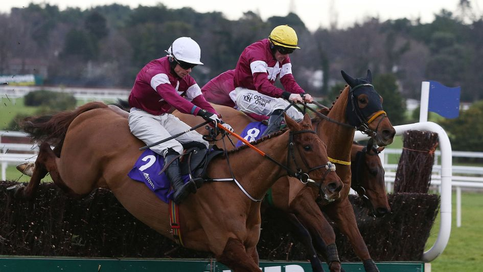 Christmas Horse Racing.Road To Respect Wins Dramatic Christmas Chase At