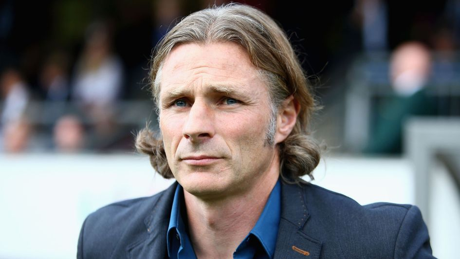 Gareth Ainsworth: Wycombe Wanderers boss since 2012