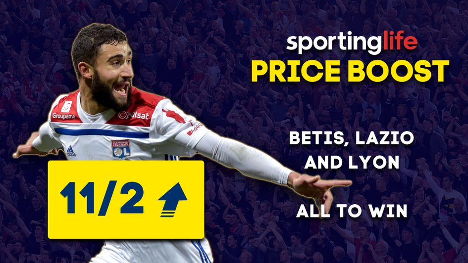 Sporting Life Price Boost for February 7, 2019