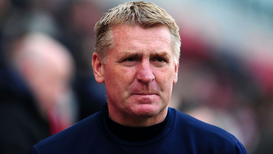 Dean Smith: The Brentford boss is in the running for the Derby job