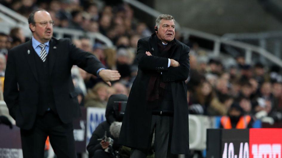 Sam Allardyce working to simple formula with improving Everton
