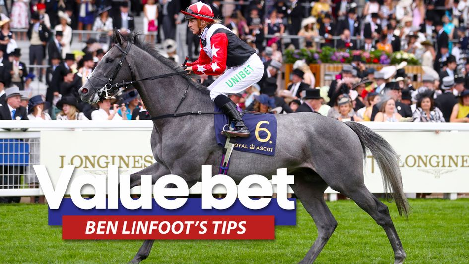 Arbalet is fancied at Ascot on Saturday