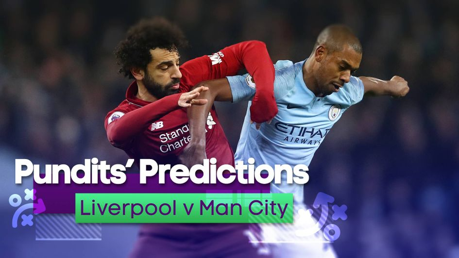 Our Soccer Saturday pundits give their verdict on Liverpool v Man City in the Premier League