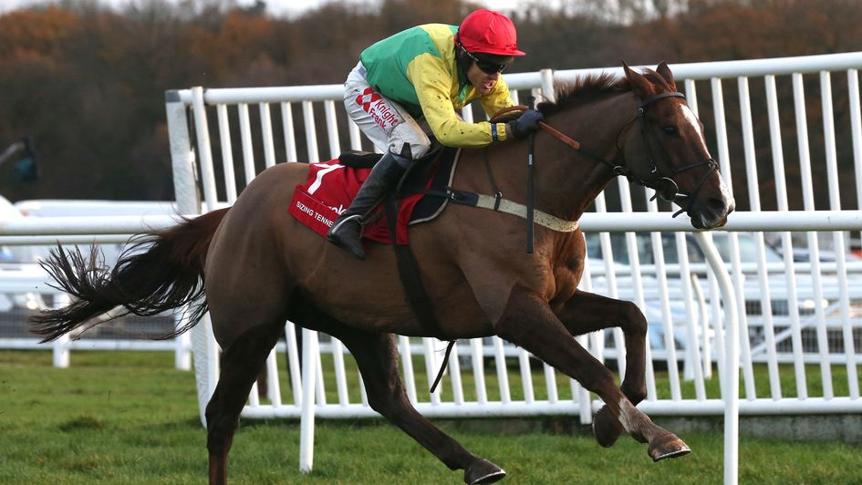 Sizing Tennessee on his way to Ladbrokes Trophy glory