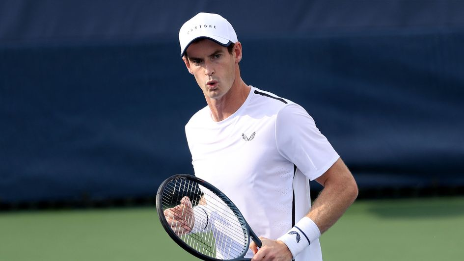 Andy Murray has teamed up with Feliciano Lopez in Montreal
