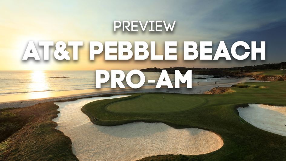 Who will triumph at the iconic Pebble Beach?