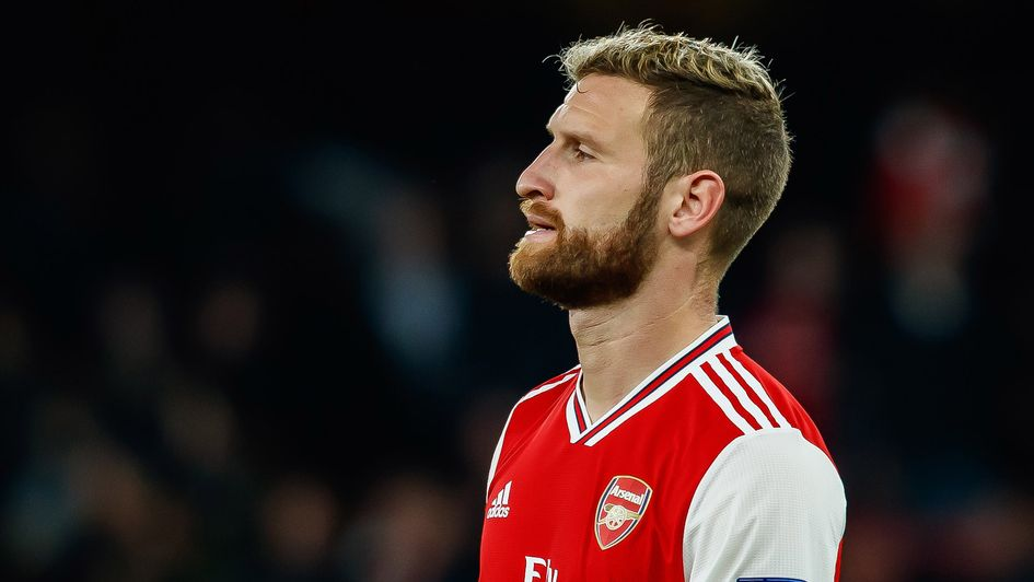Shkodran Mustafi: German defender feels Arsenal criticism 'escalated and became irrational'