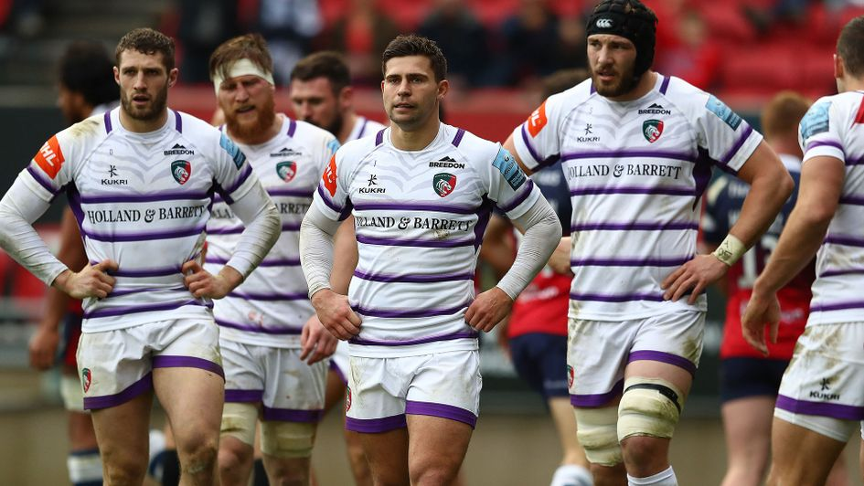 Leicester Tigers have now suffered six straight defeats