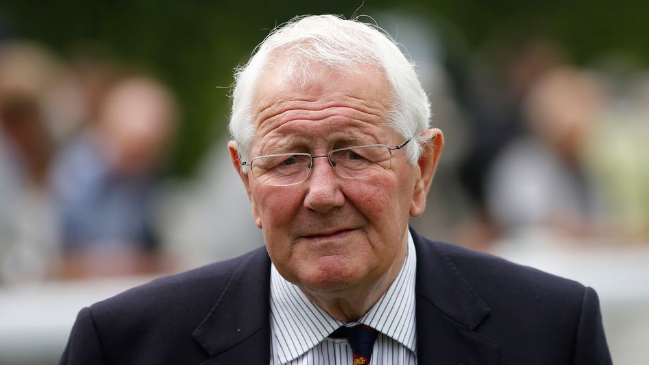 Trainer David Elsworth