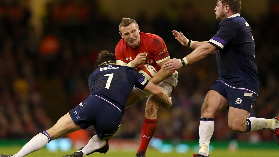 Hadleigh Parkes: Will be targeted at Twickenham