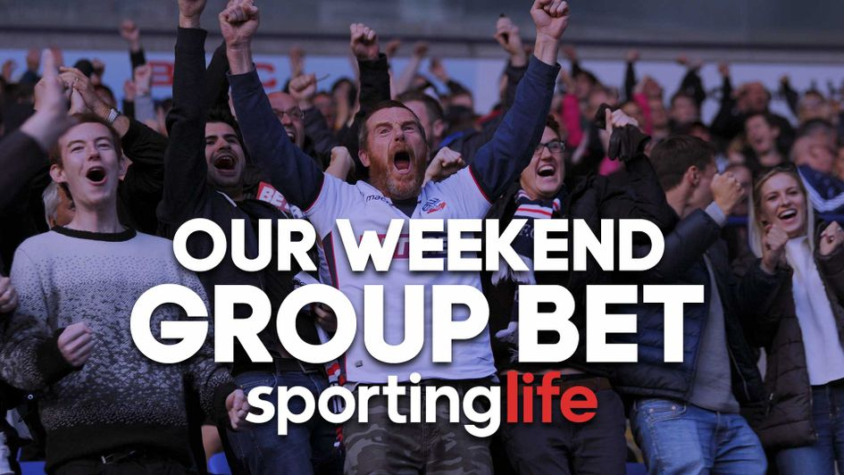 Find out what our team of four are backing this weekend