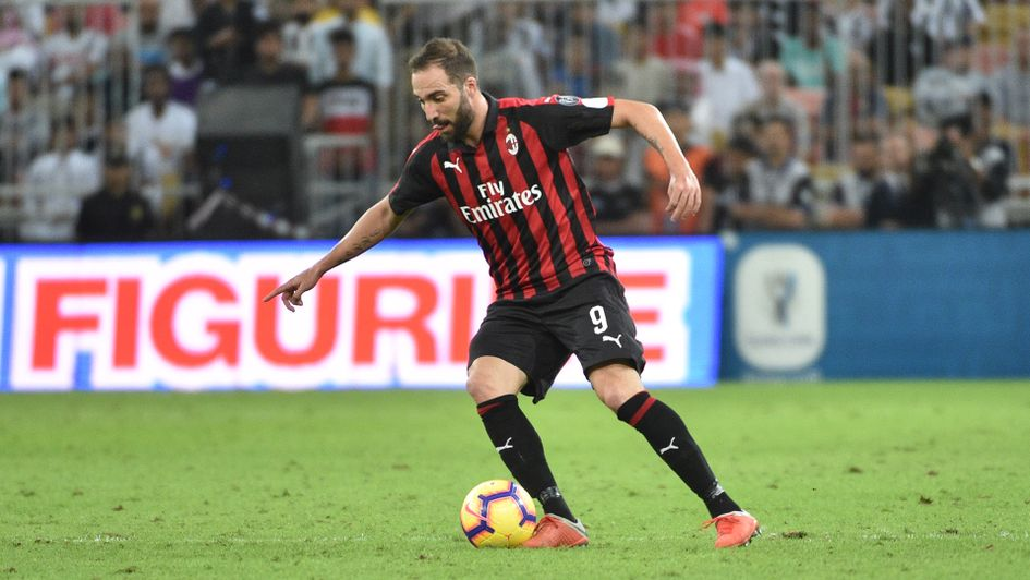 Gonzalo Higuain is close to a move to Chelsea